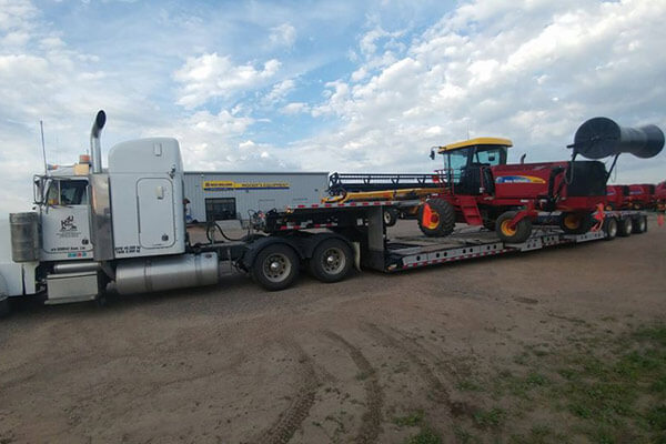 Red Swather Moodys